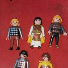 Playmobil: LOTE 5 FIGURAS PLAYMOBIL MEDIEVAL. Lote 178636350