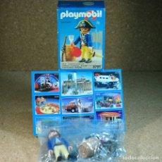 Playmobil: PLAYMOBIL REF. 3791 COMPLETO CON CAJA, PIRATA CON BARRIL. Lote 178640322