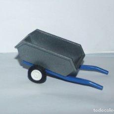 Playmobil: PLAYMOBIL MEDIEVAL CARRETILLA GRANJA. Lote 178676451