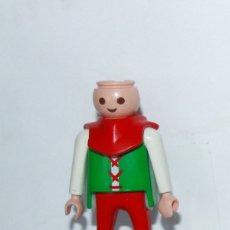 Playmobil: PLAYMOBIL MEDIEVAL FIGURA VIKINGO GUERRERO. Lote 178886223