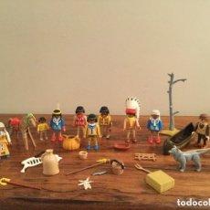 Playmobil: LOTE PLAYMOBIL INDIOS OESTE. Lote 178906968