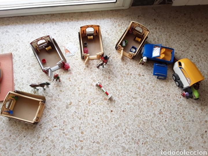 Playmobil: Playmobil caballos - Foto 2 - 178958996