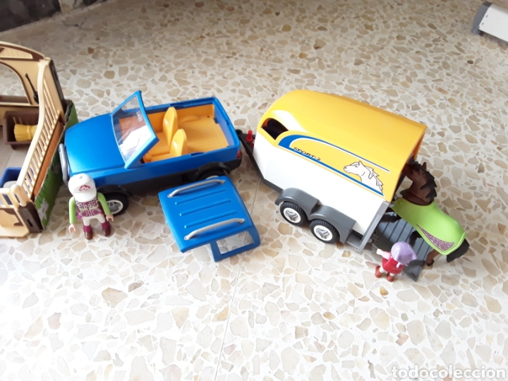 Playmobil: Playmobil caballos - Foto 4 - 178958996