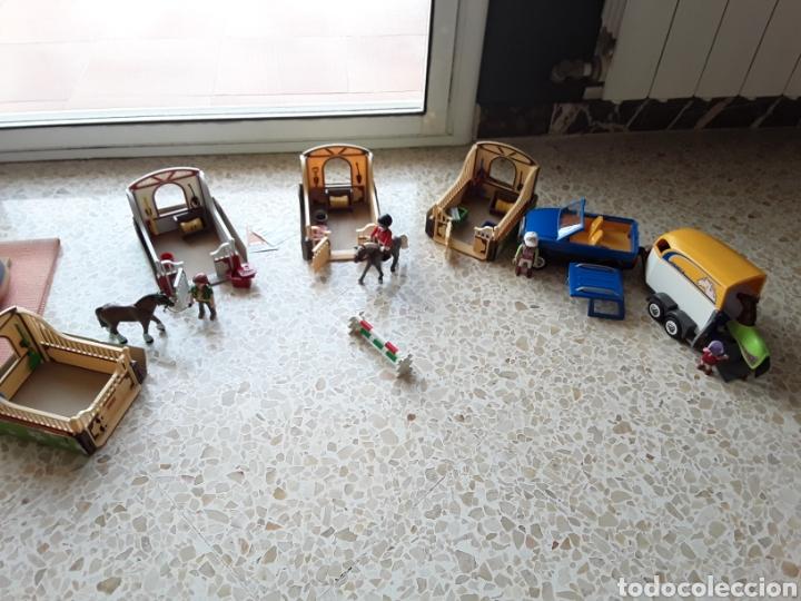 PLAYMOBIL CABALLOS (Juguetes - Playmobil)