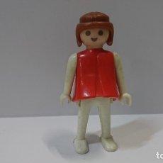 Playmobil: FIGURA PLAYMOBIL, MANO FIJA, AÑOS 70. Lote 178962367