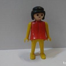 Playmobil: FIGURA PLAYMOBIL, MANO FIJA, AÑOS 70. Lote 178963007