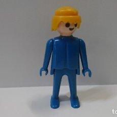Playmobil: FIGURA PLAYMOBIL, MANO FIJA, AÑOS 70. Lote 178963023