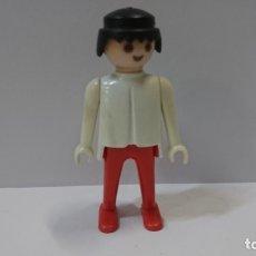 Playmobil: FIGURA PLAYMOBIL, MANO FIJA, AÑOS 70. Lote 178963145