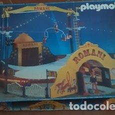 Playmobil: CIRCO ROMANI DE PLAYMOBIL, COMPLETO PERO SIN FIGURAS. Lote 178995530