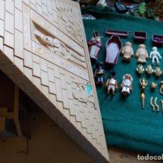 Playmobil: PIRAMIDE EGIPCIA Y COMPLEMENTOS PLAYMOBIL. Lote 179136070