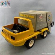 Playmobil: PLAYMOBIL - CAMIÓN DE LA BASURA REF. 3780 INCOMPLETO. Lote 179173557