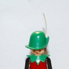 Playmobil: PLAYMOBIL MEDIEVAL FIGURA CORTESANO DEL CASTILLO. Lote 179176158