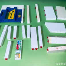 Playmobil: LOTE PIEZA PILAR PUERTA GRANJA CASA UNIÓN SYSTEM X. Lote 179193691
