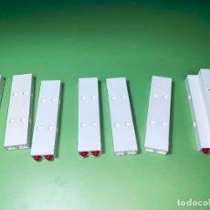 Playmobil: LOTE PIEZA BLANCO PARED PILAR UNIÓN SYSTEM X VENTANA . Lote 179194181
