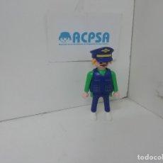 Playmobil: PLAYMOBIL PILOTO CAPITAN BARCO. Lote 179198560