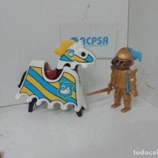 Playmobil: PLAYMOBIL CABALLERO MEDIEVAL DEL CISNE. Lote 179198641