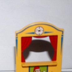 Playmobil: PLAYMOBIL MEDIEVAL BV ESCENARIO TEATRO TITERES MARIONETAS. Lote 179245677