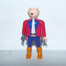Playmobil: PLAYMOBIL MEDIEVAL FIGURA HOMBRE PIRATA GUERRERO. Lote 179245747