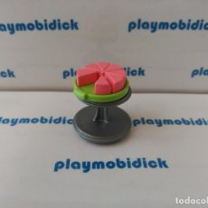 Playmobil: PLAYMOBIL TARTA FRESA CON SOPORTE PASTELERIA PANADERIA COMIDA MERCADO. Lote 179318412