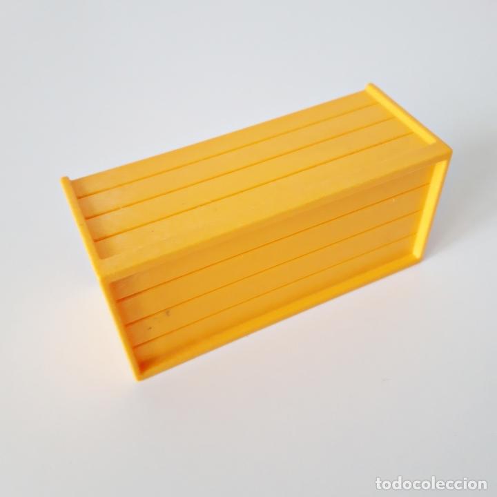 Playmobil: PLAYMOBIL CAJA AMARILLA 4159 4190 CAJÓN MUEBLE GRANJA CABALLOS CALENDARIO ADVIENTO PONYS [RARA] - Foto 2 - 179528176