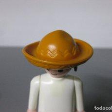 Playmobil: PLAYMOBIL SOMBRERO GORRO MEXICANO OESTE. Lote 195168456