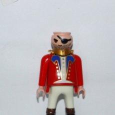 Playmobil: PLAYMOBIL MEDIEVAL FIGURA GUERRERO CABALLERO PIRATA. Lote 179962800