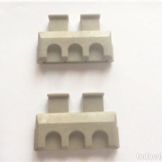 Playmobil: PLAYMOBIL MEDIEVAL CASTILLO PIEZA UNIÓN ALMENA STECK 3666. Lote 180020457