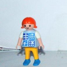 Playmobil: PLAYMOBIL MEDIEVAL FIGURA NIÑA PLAYA. Lote 180051770