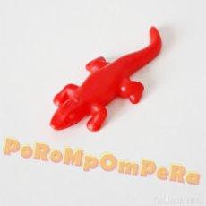Playmobil: PLAYMOBIL LAGARTO ANIMAL SALVAJE LAGARTIJA SALAMADRA JUNGLA SAFARI ZOO EØ4. Lote 180132395