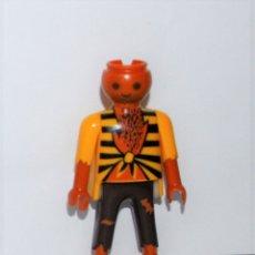 Playmobil: PLAYMOBIL MEDIEVAL FIGURA GUERRERO CABALLERO PIRATA. Lote 180147572
