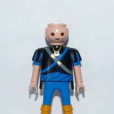 Playmobil: PLAYMOBIL MEDIEVAL FIGURA CABALLERO DEL CASTILLO PIRATA. Lote 180172966