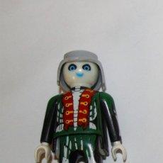 Playmobil: PLAYMOBIL MEDIEVAL FIGURA GUERRERO CABALLERO PIRATA FANTASMA. Lote 180286081