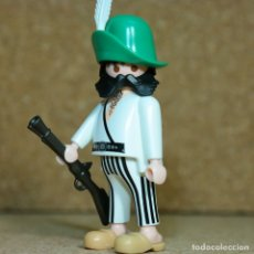 Playmobil: PLAYMOBIL SALTEADOR DE CAMINOS, PIRATAS FIGURA MEDIEVAL. Lote 180290667