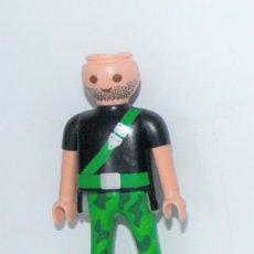 Playmobil: PLAYMOBIL MEDIEVAL FIGURA CABALLERO DEL CASTILLO. Lote 180341507