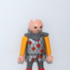Playmobil: PLAYMOBIL MEDIEVAL FIGURA GUERRERO CABALLERO. Lote 180341551