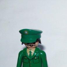 Playmobil: PLAYMOBIL MEDIEVAL FIGURA HOMBRE POLICIA. Lote 180341601