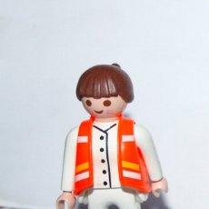 Playmobil: PLAYMOBIL MEDIEVAL FIGURA MUJER DOCTORA. Lote 180341635