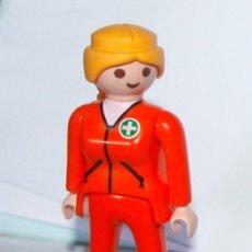 Playmobil: PLAYMOBIL MEDIEVAL FIGURA MUJER MODERNA CITY. Lote 180345563