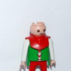 Playmobil: PLAYMOBIL MEDIEVAL FIGURA GUERRERO CABALLERO PIRATA. Lote 180346220
