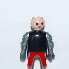 Playmobil: PLAYMOBIL MEDIEVAL FIGURA GUERRERO CABALLERO PIRATA. Lote 180346231