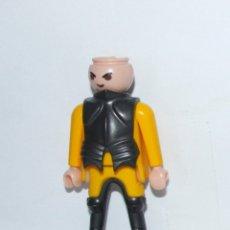 Playmobil: PLAYMOBIL MEDIEVAL FIGURA GUERRERO CABALLERO PIRATA. Lote 180346241