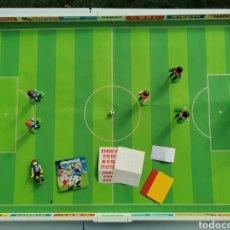 Playmobil: PLAYMOBIL 4700 CAMPO DE FÚTBOL JUGADORES EXTRA. Lote 180348488