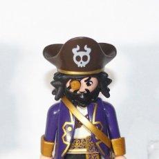Playmobil: PLAYMOBIL MEDIEVAL FIGURA CAPITAN PIRATA. Lote 180435268