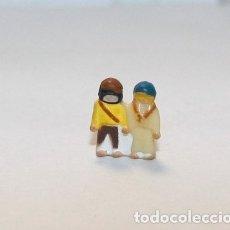 Playmobil: PLAYMOBIL MEDIEVAL FIGURAS ARCA DE NOE MINIATURAS MINI. Lote 180466971