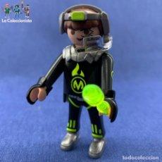 Playmobil: PLAYMOBIL - TOP AGENTS - AGENTE SECRETO. Lote 180919000