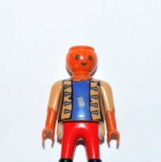 Playmobil: PLAYMOBIL MEDIEVAL FIGURA GUERRERO CABALLERO PIRATA. Lote 181016346