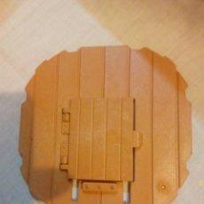 Playmobil: DESGUACE BASE TRAMPILLA CASTILLO PLAYMOBIL. Lote 181026598