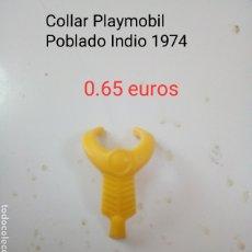 Playmobil: COLLAR PLAYMOBIL POBLADO INDIO. Lote 181439977