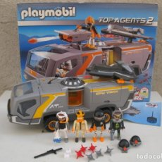 Playmobil: PLAYMOBIL 5286 - TOP AGENTS 2.. Lote 181496313