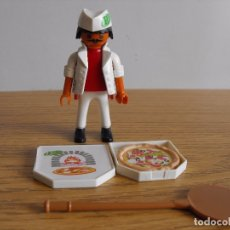 Playmobil: PLAYMOBIL. PIZZERO CON PIZZA. REF. 4766. Lote 181788671